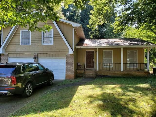 6208 Townsend Way, Riverdale, GA 30296 (MLS #6762715) :: North Atlanta Home Team