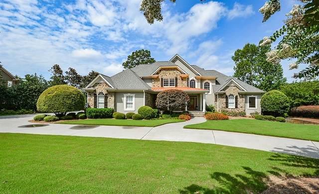 661 E Shore Drive, Canton, GA 30114 (MLS #6762725) :: North Atlanta Home Team