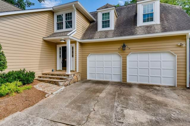 1135 Club Trace NE, Brookhaven, GA 30319 (MLS #6762726) :: North Atlanta Home Team