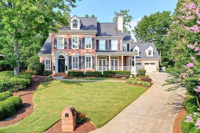 4025 Regency Lake Trail, Marietta, GA 30062 (MLS #6762727) :: The Cowan Connection Team