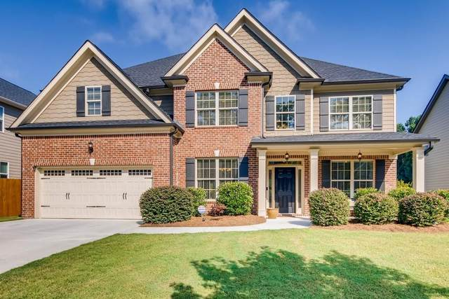 218 Stargrass Way, Grayson, GA 30017 (MLS #6762728) :: North Atlanta Home Team
