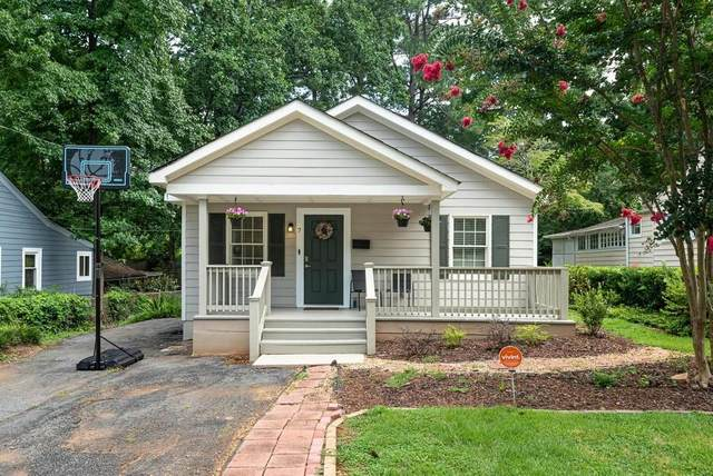 7 Windsor Terrace, Avondale Estates, GA 30002 (MLS #6762731) :: North Atlanta Home Team