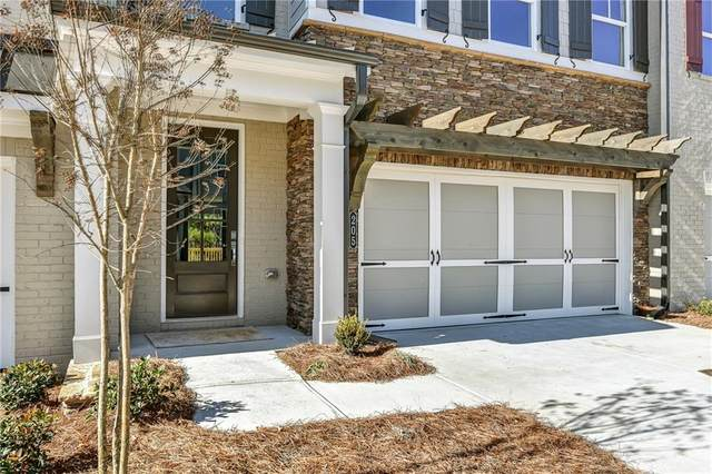 205 Bellehaven Place #43, Woodstock, GA 30188 (MLS #6762783) :: Vicki Dyer Real Estate
