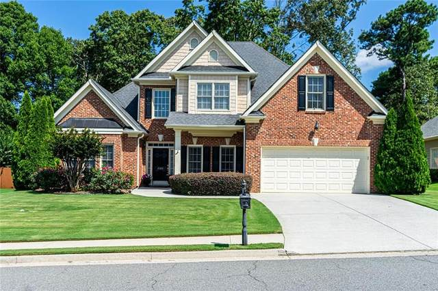 2326 Kennesaw Oaks Trail NW, Kennesaw, GA 30152 (MLS #6762788) :: Path & Post Real Estate