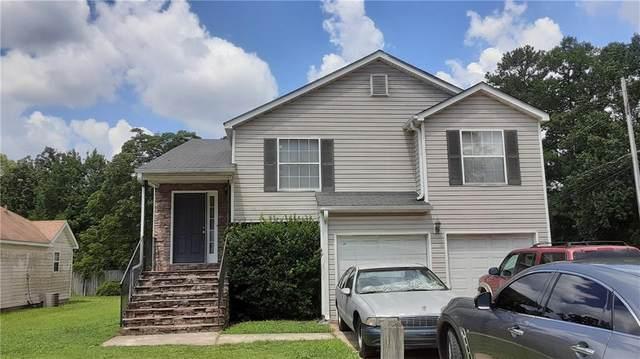 1063 Drawbridge Drive, Riverdale, GA 30296 (MLS #6762800) :: The Butler/Swayne Team