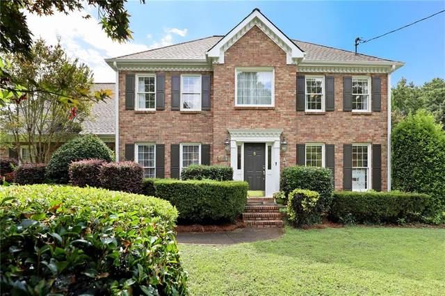 4109 Manor House Drive, Marietta, GA 30062 (MLS #6762801) :: The Heyl Group at Keller Williams