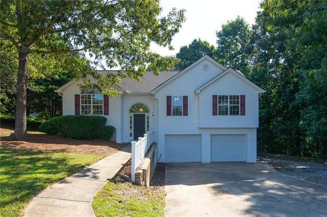 225 Ivy Terrace, Dahlonega, GA 30533 (MLS #6762805) :: The Heyl Group at Keller Williams