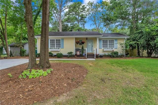 2786 Sanford Place SE, Smyrna, GA 30080 (MLS #6762821) :: Charlie Ballard Real Estate