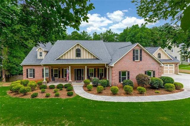 3110 Nightingale Lane, Douglasville, GA 30135 (MLS #6762843) :: The Cowan Connection Team