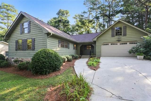 4889 Macbain Lane, Dunwoody, GA 30360 (MLS #6762850) :: North Atlanta Home Team