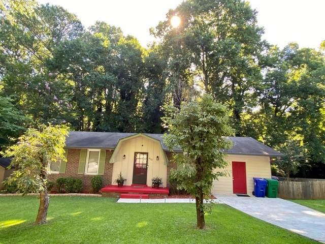 423 Spruce Drive, Pine Lake, GA 30072 (MLS #6762867) :: Todd Lemoine Team