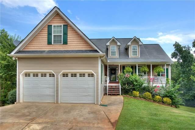 40 Foxfire Lane SW, Cartersville, GA 30120 (MLS #6762879) :: Rock River Realty