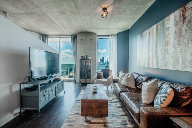855 Peachtree Street NE #2711, Atlanta, GA 30308 (MLS #6762896) :: The Zac Team @ RE/MAX Metro Atlanta