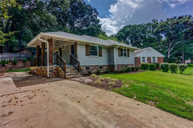 800 Wayland Court SE, Smyrna, GA 30080 (MLS #6762900) :: North Atlanta Home Team