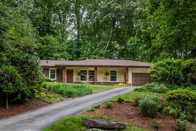 1327 Chaucer Lane NE, Brookhaven, GA 30319 (MLS #6762917) :: The Zac Team @ RE/MAX Metro Atlanta