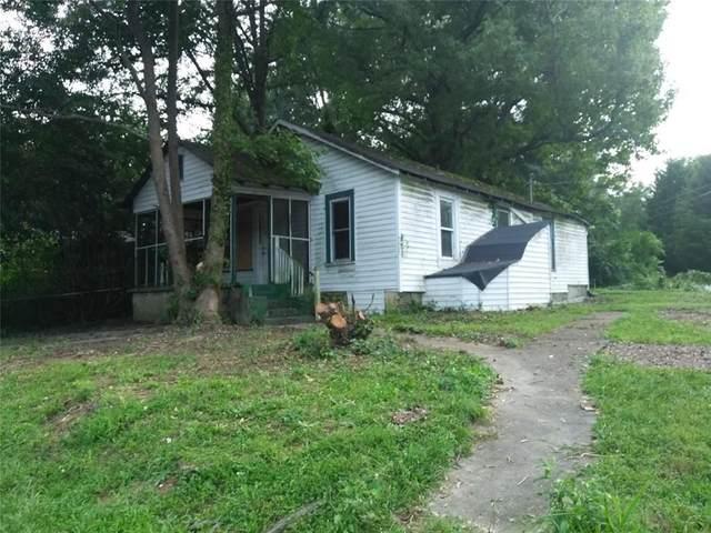 2121 Wilson Avenue NW, Atlanta, GA 30314 (MLS #6762925) :: North Atlanta Home Team