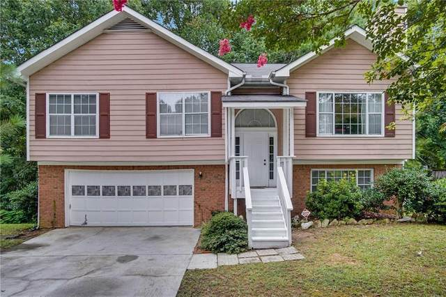 721 Stonebridge Park Circle, Lithonia, GA 30058 (MLS #6762935) :: The Realty Queen & Team