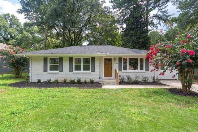 1663 Carter Road, Decatur, GA 30032 (MLS #6762937) :: The Zac Team @ RE/MAX Metro Atlanta