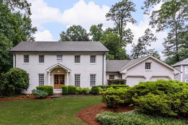 3415 Indian Hills Drive, Marietta, GA 30068 (MLS #6762954) :: Path & Post Real Estate