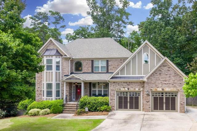 1064 Acorn Oak Drive, Lawrenceville, GA 30045 (MLS #6762975) :: The Heyl Group at Keller Williams