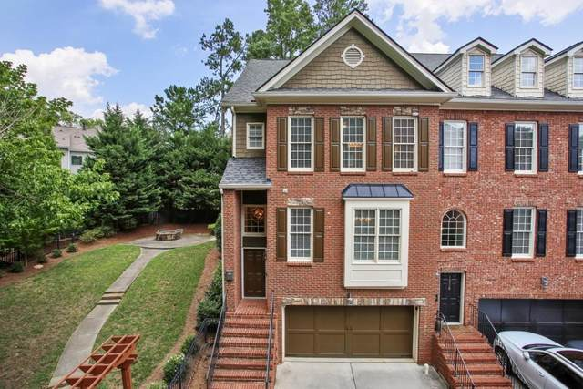 1554 Donaldson Park Drive NE, Brookhaven, GA 30319 (MLS #6762989) :: North Atlanta Home Team