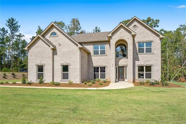 4963 Lynnonhall Court, Stonecrest, GA 30038 (MLS #6763055) :: The Cowan Connection Team