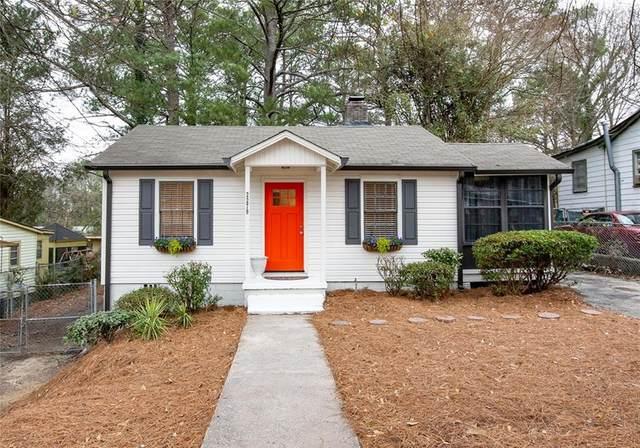 2279 Carver Drive NW, Atlanta, GA 30314 (MLS #6763077) :: Dillard and Company Realty Group