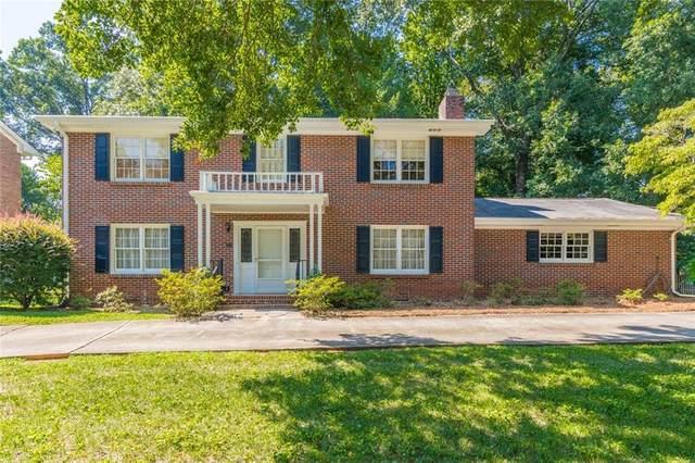 2329 Fairoaks Road, Decatur, GA 30033 (MLS #6763081) :: Tonda Booker Real Estate Sales