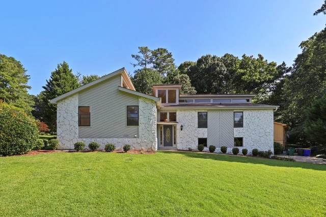 3793 Vinyard Court NE, Marietta, GA 30062 (MLS #6763086) :: Path & Post Real Estate