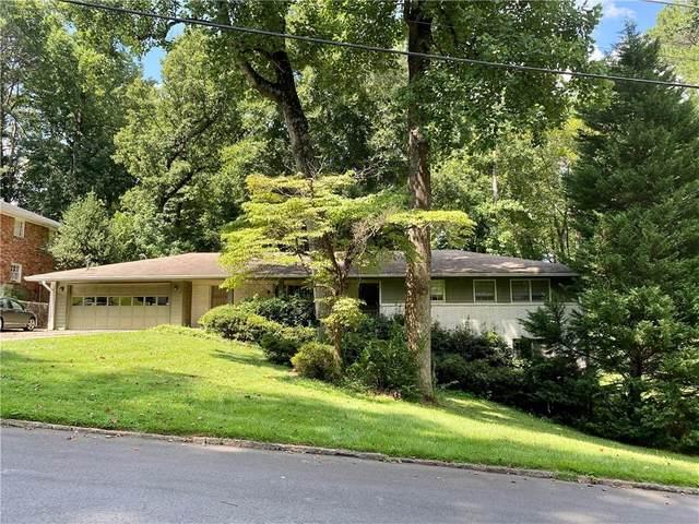 2418 Sagamore Hills Drive, Decatur, GA 30033 (MLS #6763098) :: The Heyl Group at Keller Williams
