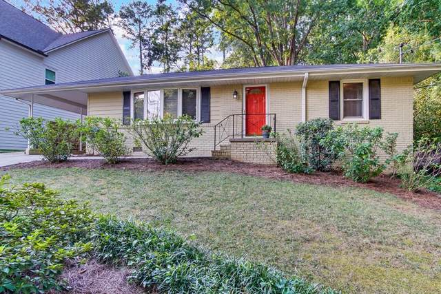 1704 Wayland Circle NE, Brookhaven, GA 30319 (MLS #6763100) :: North Atlanta Home Team