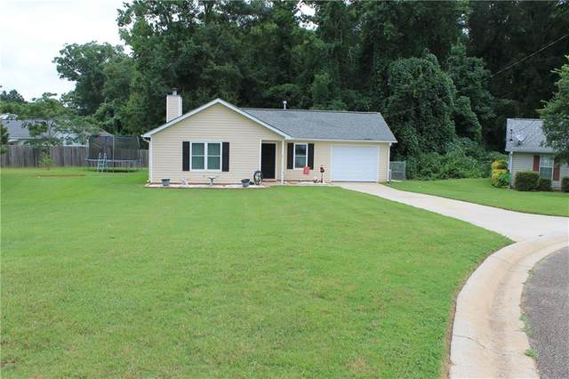 2 Pelham, Grantville, GA 30220 (MLS #6763128) :: The Heyl Group at Keller Williams