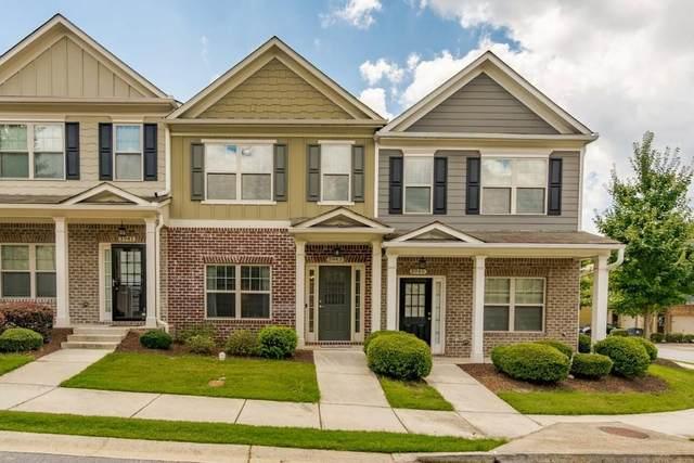 3943 Cyrus Crest Circle NW, Kennesaw, GA 30152 (MLS #6763145) :: The Heyl Group at Keller Williams