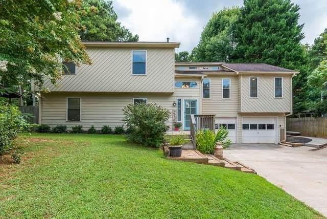 1123 Midland Drive NW, Acworth, GA 30102 (MLS #6763153) :: Path & Post Real Estate