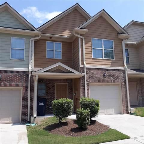 1796 Millstream Hollow, Conyers, GA 30012 (MLS #6763156) :: North Atlanta Home Team