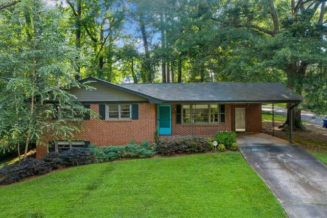 197 Forest Glen Circle, Avondale Estates, GA 30002 (MLS #6763163) :: North Atlanta Home Team