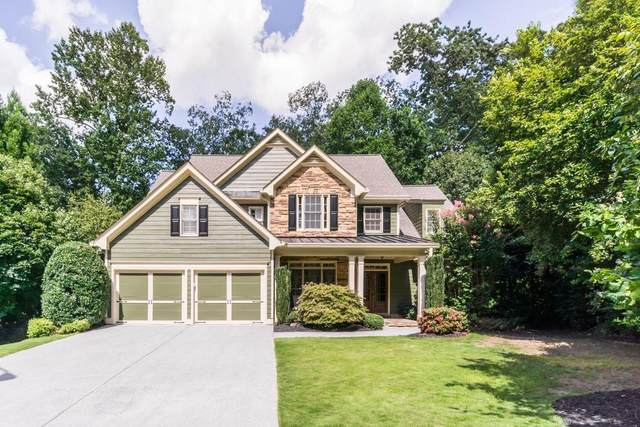 4243 Rockpoint Drive NW, Kennesaw, GA 30152 (MLS #6763171) :: The Realty Queen & Team