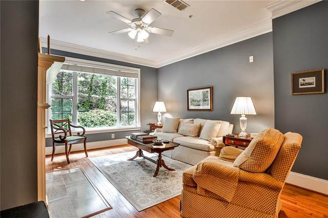 4100 Paces Walk SE #3104, Atlanta, GA 30339 (MLS #6763175) :: The Heyl Group at Keller Williams