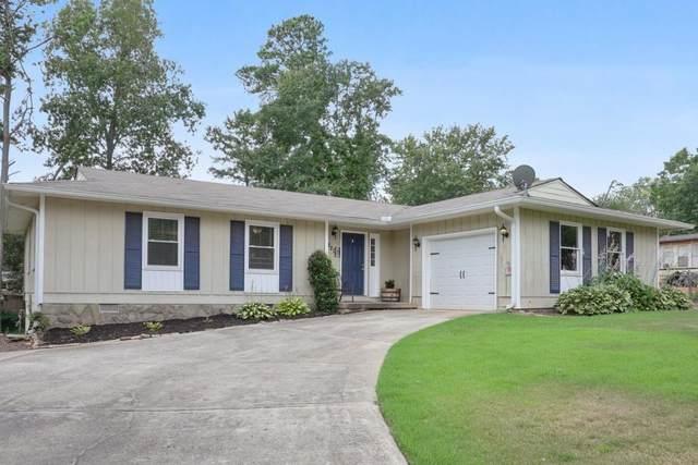 221 Caboose Lane, Woodstock, GA 30189 (MLS #6763180) :: North Atlanta Home Team