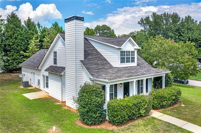 19 Creekside Dr, Newnan, GA 30263 (MLS #6763193) :: The Heyl Group at Keller Williams