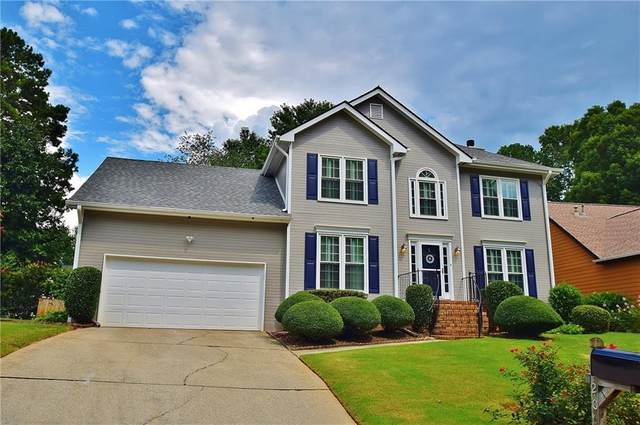 1120 Meadowsong Circle, Lawrenceville, GA 30043 (MLS #6763197) :: Lakeshore Real Estate Inc.