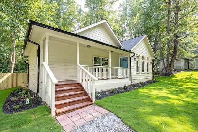 692 Morgan Road, Temple, GA 30179 (MLS #6763205) :: North Atlanta Home Team
