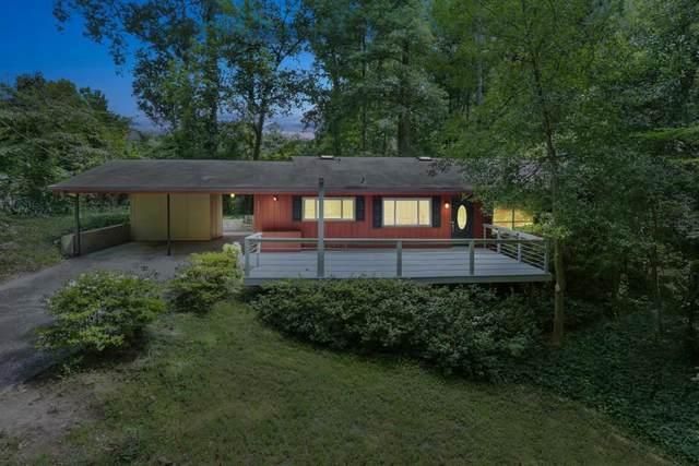 2270 Tanglewood Circle, Atlanta, GA 30345 (MLS #6763219) :: The Heyl Group at Keller Williams