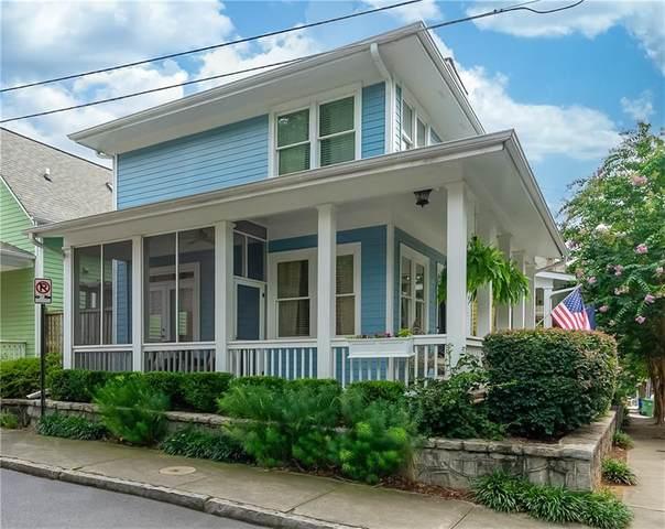 620 John Wesley Dobbs Avenue NE, Atlanta, GA 30312 (MLS #6763222) :: Oliver & Associates Realty