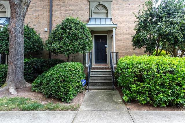 6980 Roswell Road J8, Atlanta, GA 30328 (MLS #6763239) :: Thomas Ramon Realty