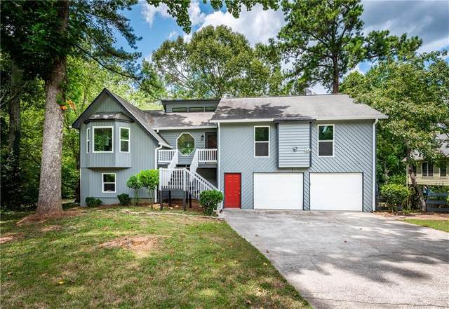 1674 Shadowbrook Drive, Acworth, GA 30102 (MLS #6763240) :: The Butler/Swayne Team