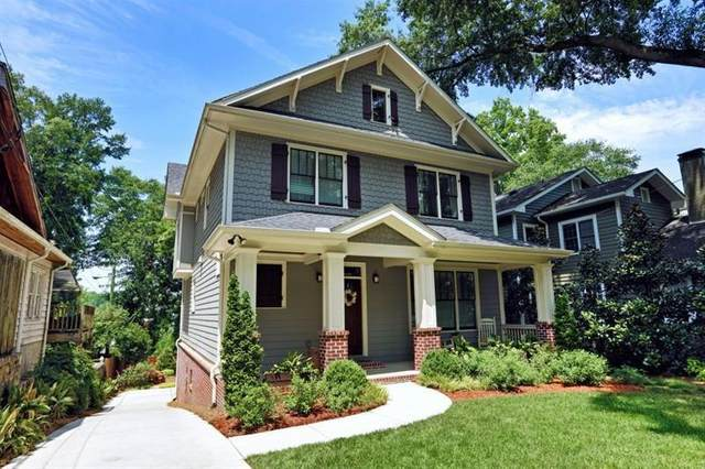 2368 Glenwood Drive NE, Atlanta, GA 30305 (MLS #6763244) :: BHGRE Metro Brokers
