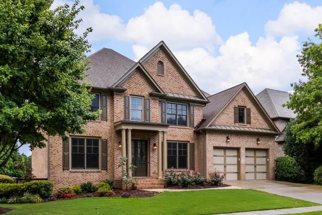 5050 Habersham Hills Drive, Suwanee, GA 30024 (MLS #6763261) :: Todd Lemoine Team