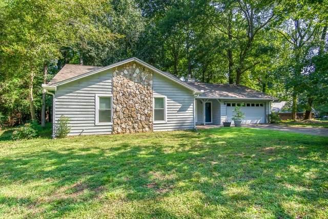 4325 Springfield Drive, Peachtree Corners, GA 30092 (MLS #6763267) :: North Atlanta Home Team