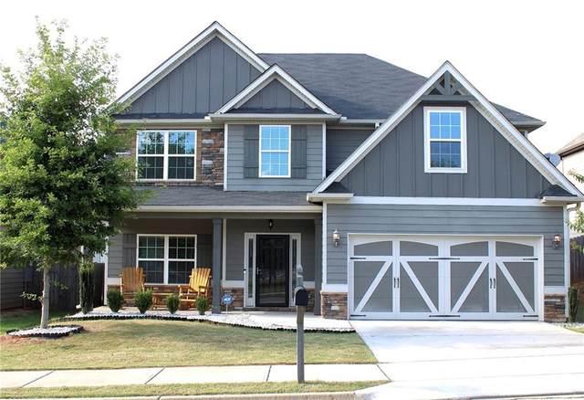 22 Somerset Lane, Newnan, GA 30263 (MLS #6763269) :: The Heyl Group at Keller Williams
